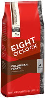 Eight O'Clock® Colombian Peaks Whole Bean Coffee 40 oz. Bag