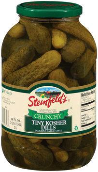 Steinfeld's Crunchy Tiny Kosher Dills Pickles