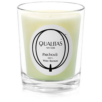 Qualitas Candles Beeswax Patchouli Scented Candle