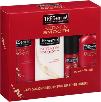 TRESemmé Keratin Smooth Hair Treatment Set 4 Piece Box