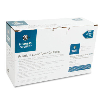 Business Source 38691 Toner Cartridge 4500 Page Yield Black