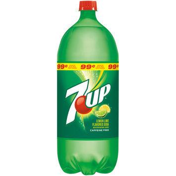 7UP® Soda 2L Plastic Bottle