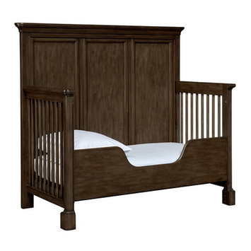 Stanley Chelsea Square Built-to-Grow Toddler Bed Kit Finish: Raisin
