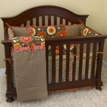 Cotton Tale 4-Pc. Peggy Sue Crib Bedding Set
