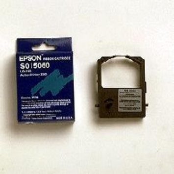Epson Black Cartridge - Dot Matrix - Black - 1