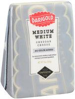 Darigold® Medium White Cheddar Cheese