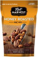 Nut Harvest® Honey Roasted Nut Mix 5.5 oz. Bag
