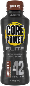 Core Power® Elite High Protein Chocolate Milk Shake 14 fl. oz Bottle