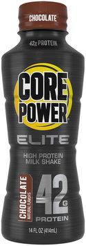 Core Power® Elite High Protein Chocolate Milk Shake 14 fl. oz Bottle