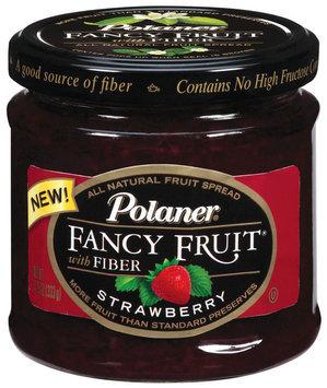 Polaner Preserves Strawberry Fancy Fruit 12 Oz Jar