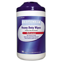 Boardwalk Disinfecting Wipes, Cleaners and Sanitizers Heavy-Duty