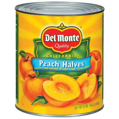 Del Monte® Peach Halves in Light Syrup