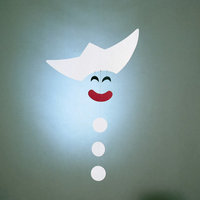 Flensted Mobiles Pierrot Mobile