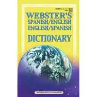 Dollardays International, Inc. WEBSTER Spanish-English / English-Spanish Dictiona(Pack of 24)
