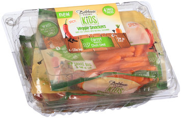 Bolthouse Farms Kids™ Carrot Meets Chili Lime Veggie Snackers 4-2.25 oz. Pack