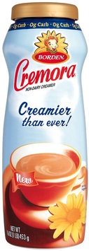 Cremora Original Reduced Carb Non-Dairy Creamer 16 Oz Plastic Bottle