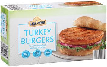 Kirkwood® Turkey Burgers 12 ct Box
