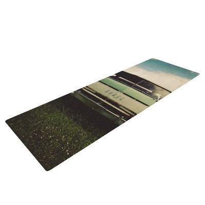 Kess Inhouse Dodge by Angie Turner Car Yoga Mat