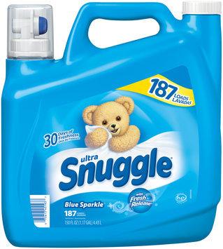 Ultra Snuggle® Blue Sparkle® Liquid Fabric Softener 150 fl. oz. Jug