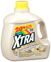 Xtra™ Warm Vanilla Comfort 2X Concentrated Detergent 175 fl. oz. Jug