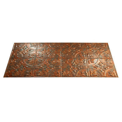 Fasade 24-1/2-in x 48-1/2-in Fasade Traditional Ceiling Tile Panel G51-11