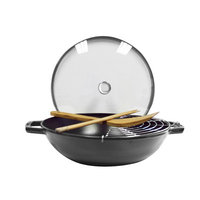 Staub Perfect Pan, 12-inch - Graphite