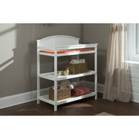 Westwood Design Harper Changing Table with Pad - White