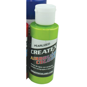 Createx Airbrush Colors, Opaque Yellow