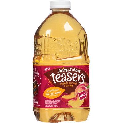 Juicy Juice® Teasers™ Peach Juice 64 fl. oz. Bottle