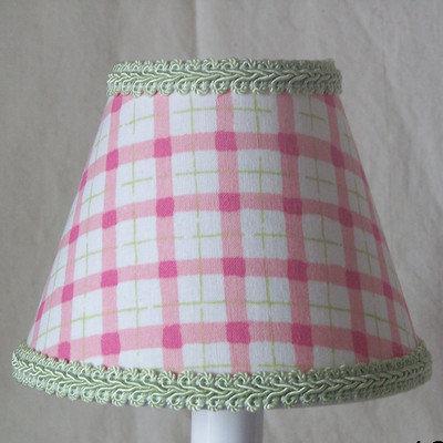 Silly Bear Watermelon Plaid Table Lamp Shade