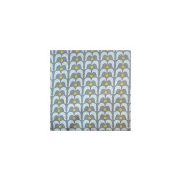 Simple Grace Design Birdies Organic Crib Sheet