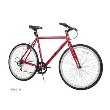 Dynacraft Mens' 700C Metreon Commuter Road Bike