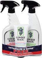 Cowboy Magic® Greenspot® Remover and Super Bodyshine™ Set with Free Detangler & Shine
