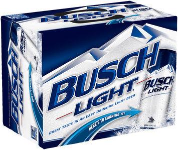 Busch Light® Beer 12-10 fl. oz. Slim Cans