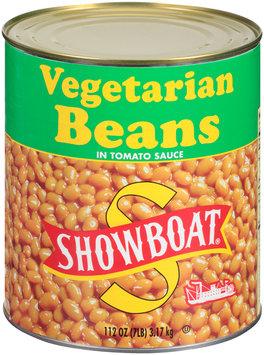 Showboat® Vegetarian Beans in Tomato Sauce
