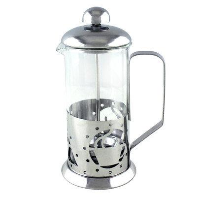 Ovente French Press Coffee Maker Size: 12 oz.