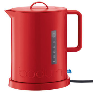 Bodum Ibis Cordless Electric 57 oz. Water Kettle - Red