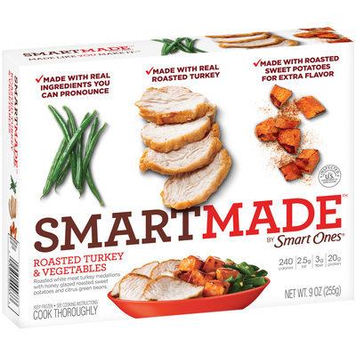 SmartMade™ by Smart Ones® Roasted Turkey & Vegetables