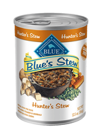 THE BLUE BUFFALO CO. BLUE™ Blue's Stew® Hunter's Stew For Adult Dogs
