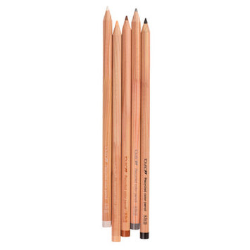 American Tombow Recycled Pencil (Set of 6) Color: Earth