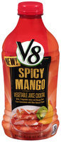 V8® Spicy Mango Vegetable Juice Cocktail 46 fl. oz. Bottle