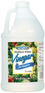 Springfield® Distilled White Vinegar