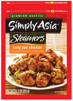 Simply Asia Steamers Kung Pao Chicken Dry Seasoning Mixes 1 Oz Packet