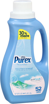 Ultra Purex® Fabric Softener Mountain Breeze® 44 oz. Plastic Jug