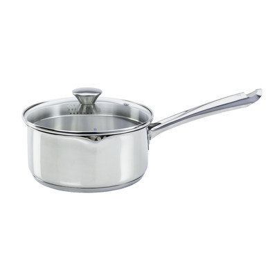 Wearever Cook and Strain 1.5-qt Saucepan with Lid