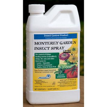 Monterey Pt Garden Insect Spray Spinosad OMRI