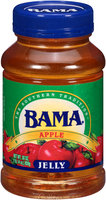 Bama® Apple Jelly 30 oz. Plastic Jar