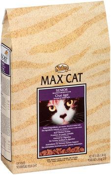 Nutro® Max™ Cat Senior Roasted Chicken Flavor Cat Food 3 lb. Bag