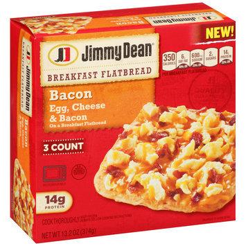 Jimmy Dean® Bacon Breakfast Flatbread 13.2 oz. Box
