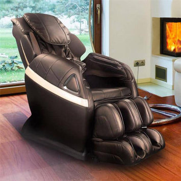 Ogawa Refresh Zero Gravity Reclining Massage Chair Upholstery: Bronze